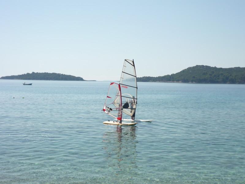 windsurfing korcula prizba