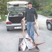 Alesa croatian multiple sport fishing champion