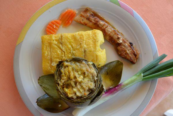 Food recipe artichokes Blato Prizba Korcula