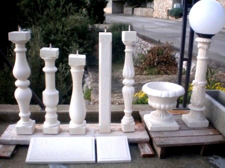 Betonska galanterija - gotovi proizvodi