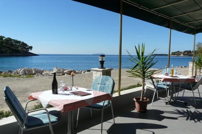 Restaurant Riva1 Prizba, Korcula