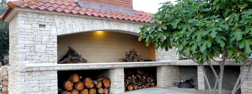 Paradiso grill restaurant Prizba Korcula